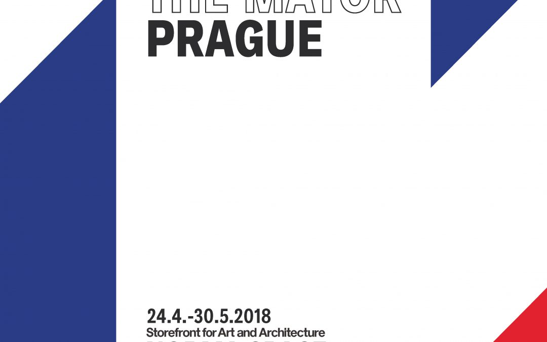 "InFloor je partnerem ""LETTERS TO THE MAYOR: PRAGUE"""